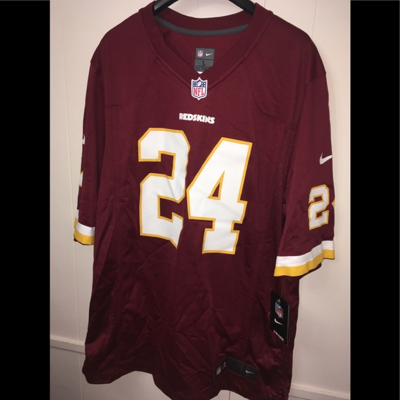 new concept 7dcda ae1db Autographed Josh Norman Redskins Jersey NWT